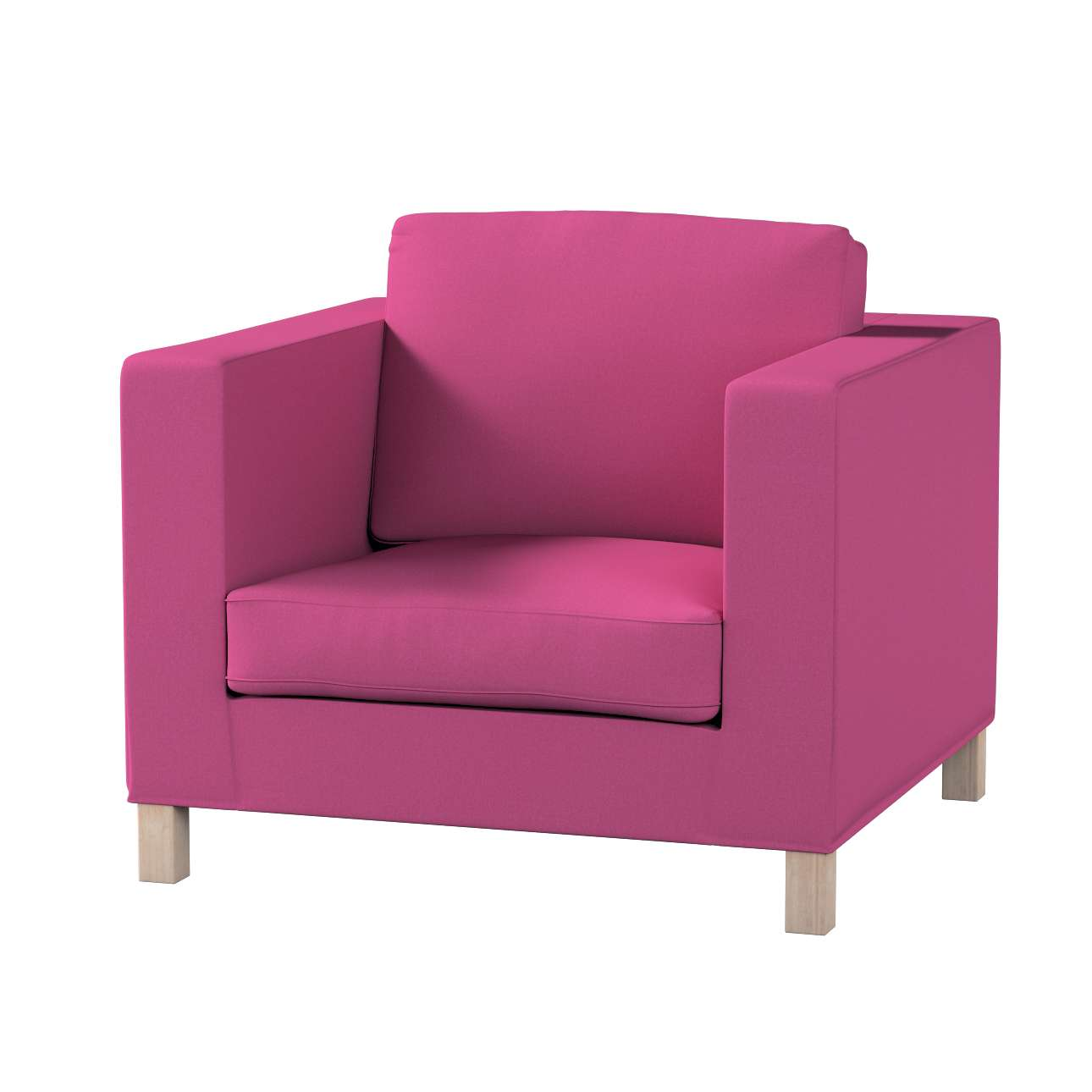 Karlanda päällinen nojatuoli, lyhyt mallistosta Living 2, Kangas: 161-29