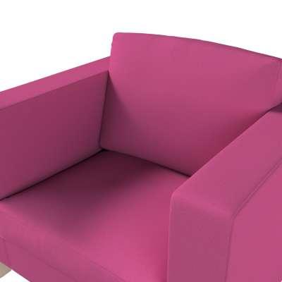 Pokrowiec na fotel Karlanda, krótki w kolekcji Living II, tkanina: 161-29