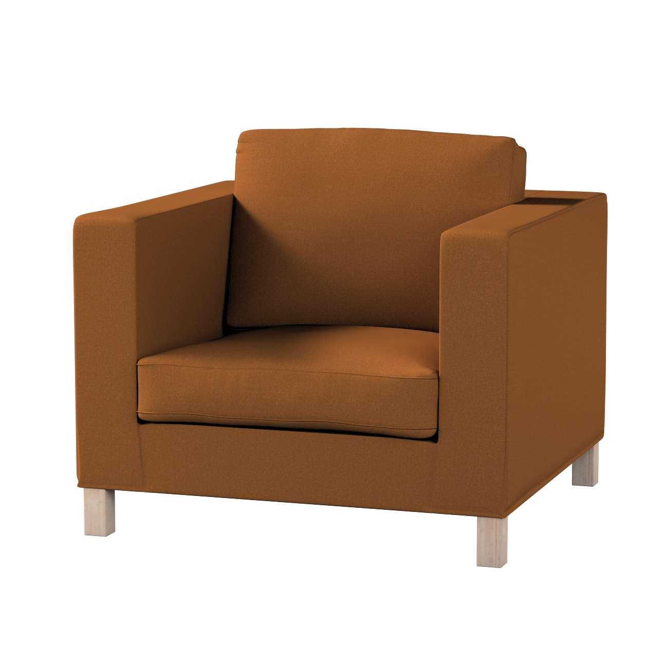 Potah na křesko IKEA Karlanda, krátký v kolekci Living II, látka: 161-28