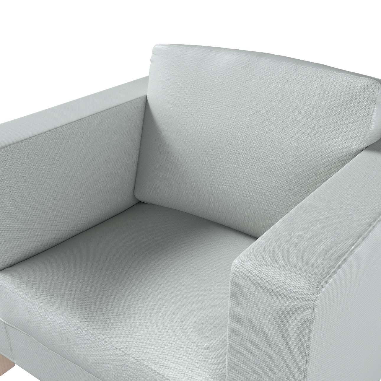 Karlanda päällinen nojatuoli, lyhyt mallistosta Bergen, Kangas: 161-72