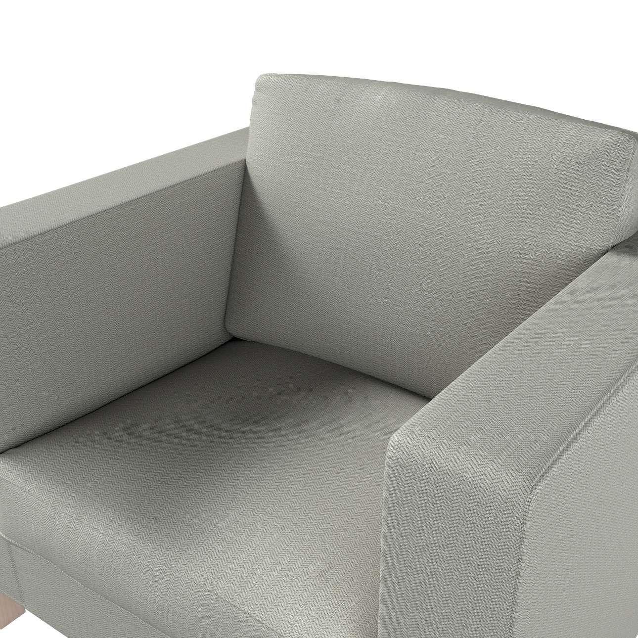 Karlanda päällinen nojatuoli, lyhyt mallistosta Bergen, Kangas: 161-83