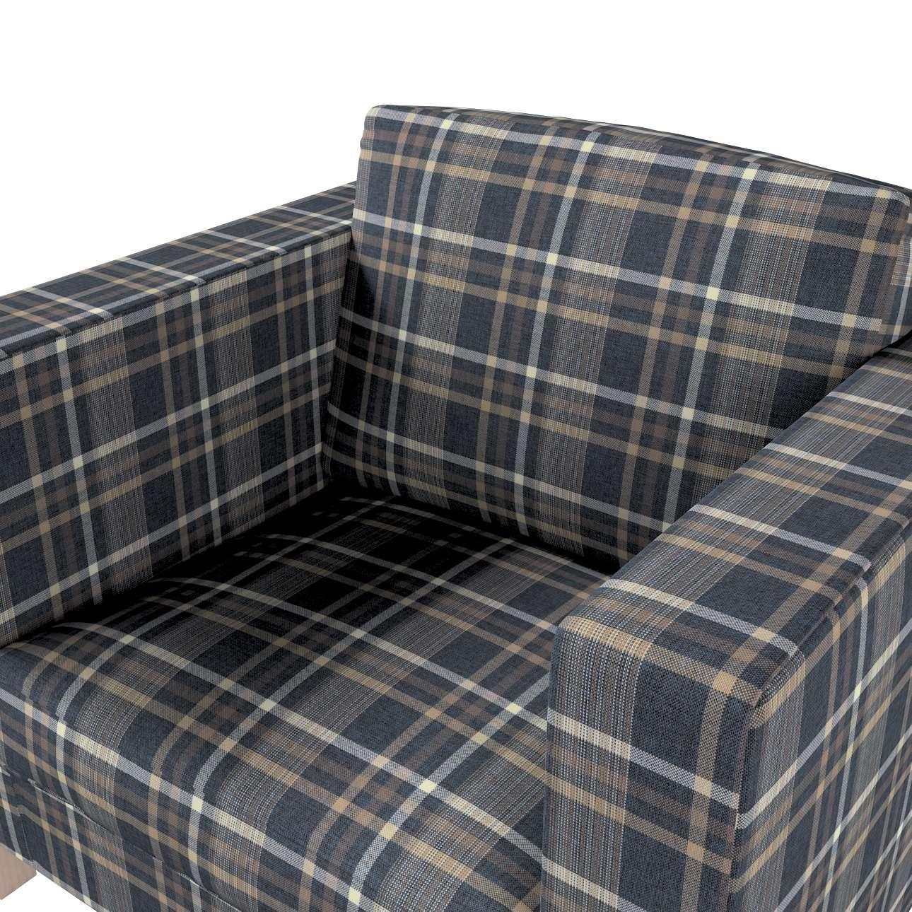Karlanda päällinen nojatuoli, lyhyt mallistosta Edinburgh, Kangas: 703-16