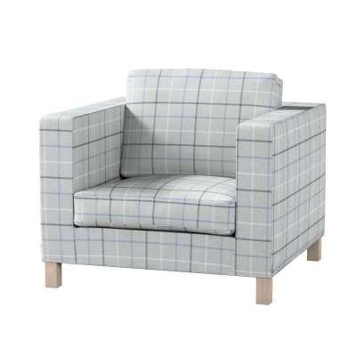 Potah na křesko IKEA Karlanda, krátký v kolekci Edinburgh, látka: 703-18