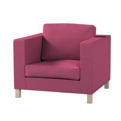 Potah na křesko IKEA Karlanda, krátký v kolekci Living, látka: 160-44