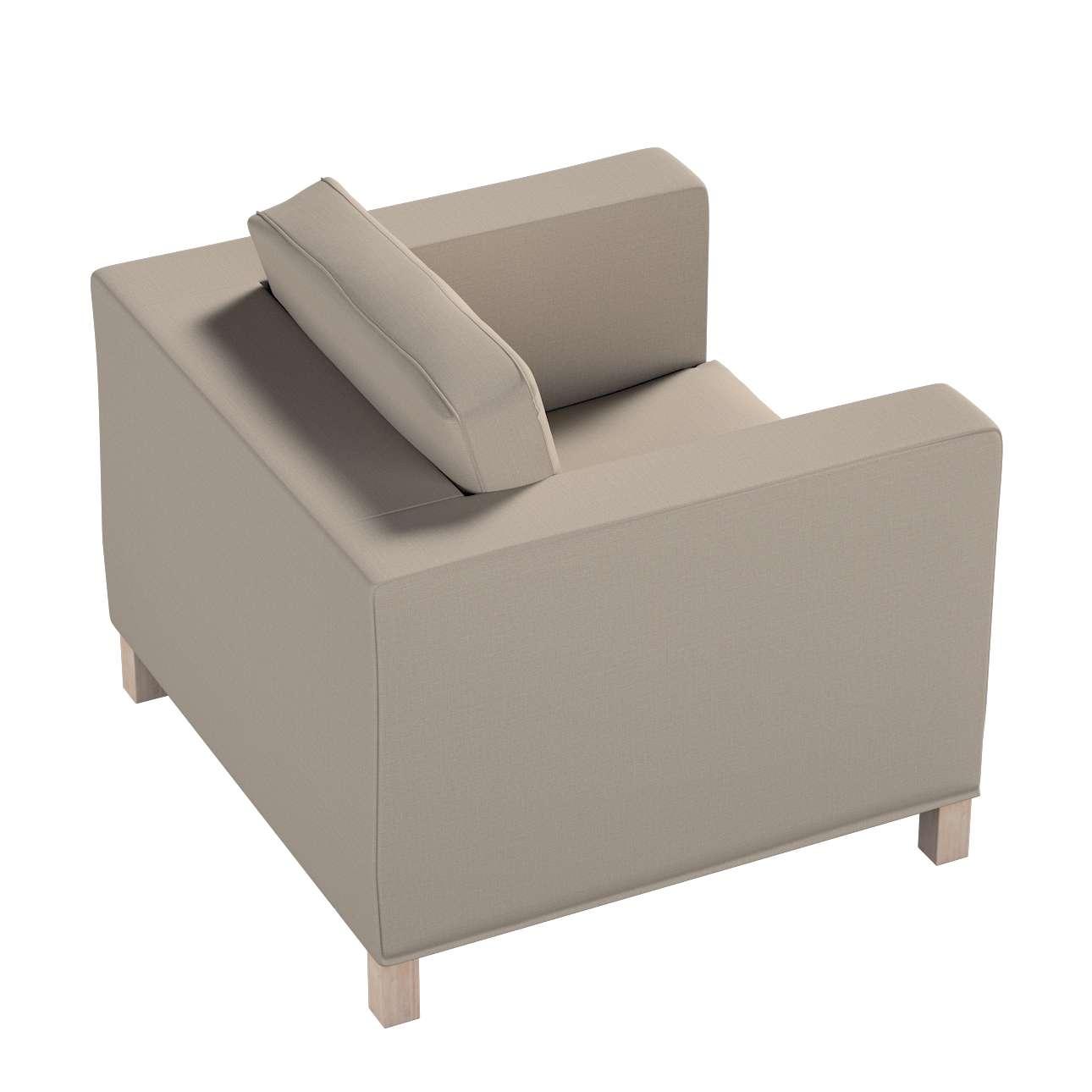 Potah na křesko IKEA Karlanda, krátký v kolekci Living, látka: 161-53