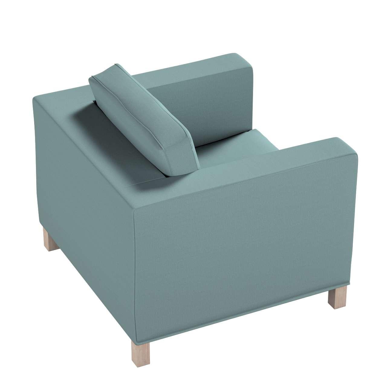 Karlanda päällinen nojatuoli, lyhyt mallistosta Cotton Panama, Kangas: 702-40