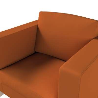 Karlanda fotelhuzat rövid a kollekcióból Cotton Panama Bútorszövet, Dekoranyag: 702-42