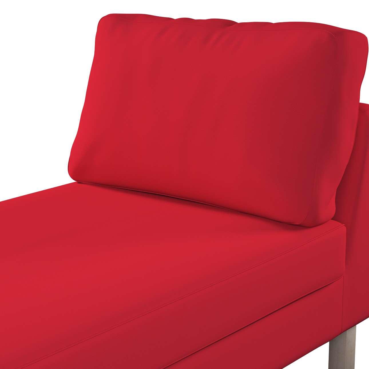 Karlstad gulimojo krėslo užvalkalas kolekcijoje Cotton Panama, audinys: 702-04
