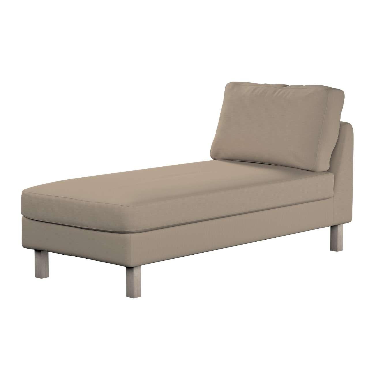 Karlstad gulimojo krėslo užvalkalas Karlstad gulimasis krėslas kolekcijoje Cotton Panama, audinys: 702-28