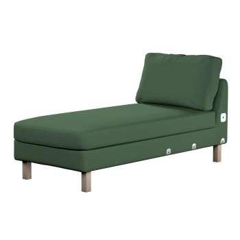 KARSLTAD sofos gulimojo krėslo užvalkalas Karlstad add-on unit cover kolekcijoje Cotton Panama, audinys: 702-06