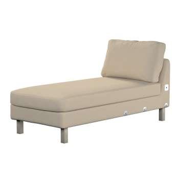 KARSLTAD sofos gulimojo krėslo užvalkalas Karlstad add-on unit cover kolekcijoje Edinburgh , audinys: 115-78