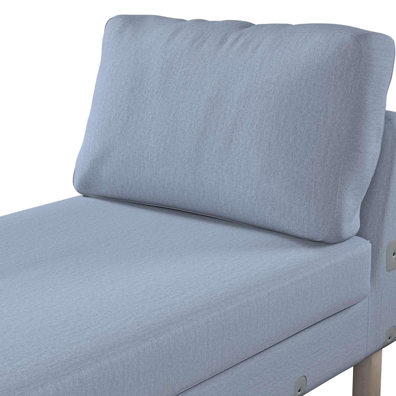 KARSLTAD sofos gulimojo krėslo užvalkalas kolekcijoje Chenille, audinys: 702-13