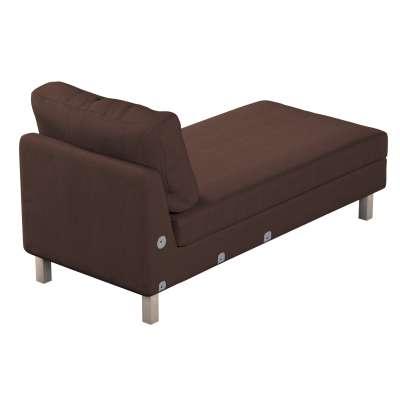 KARSLTAD sofos gulimojo krėslo užvalkalas kolekcijoje Chenille, audinys: 702-18