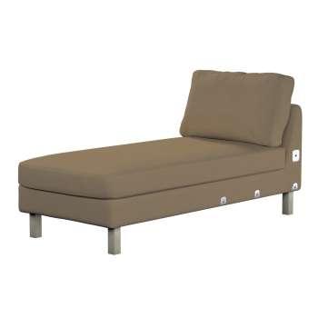 KARSLTAD sofos gulimojo krėslo užvalkalas Karlstad add-on unit cover kolekcijoje Chenille, audinys: 702-21