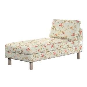 KARSLTAD sofos gulimojo krėslo užvalkalas Karlstad add-on unit cover kolekcijoje Londres, audinys: 124-65