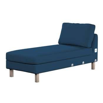 KARSLTAD sofos gulimojo krėslo užvalkalas Karlstad add-on unit cover kolekcijoje Cotton Panama, audinys: 702-30