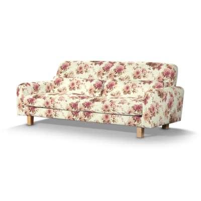 Pokrowiec na sofę Nikkala krótki w kolekcji Londres, tkanina: 141-06