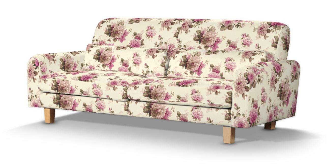 Pokrowiec na sofę Nikkala krótki sofa nikkala w kolekcji Mirella, tkanina: 141-07