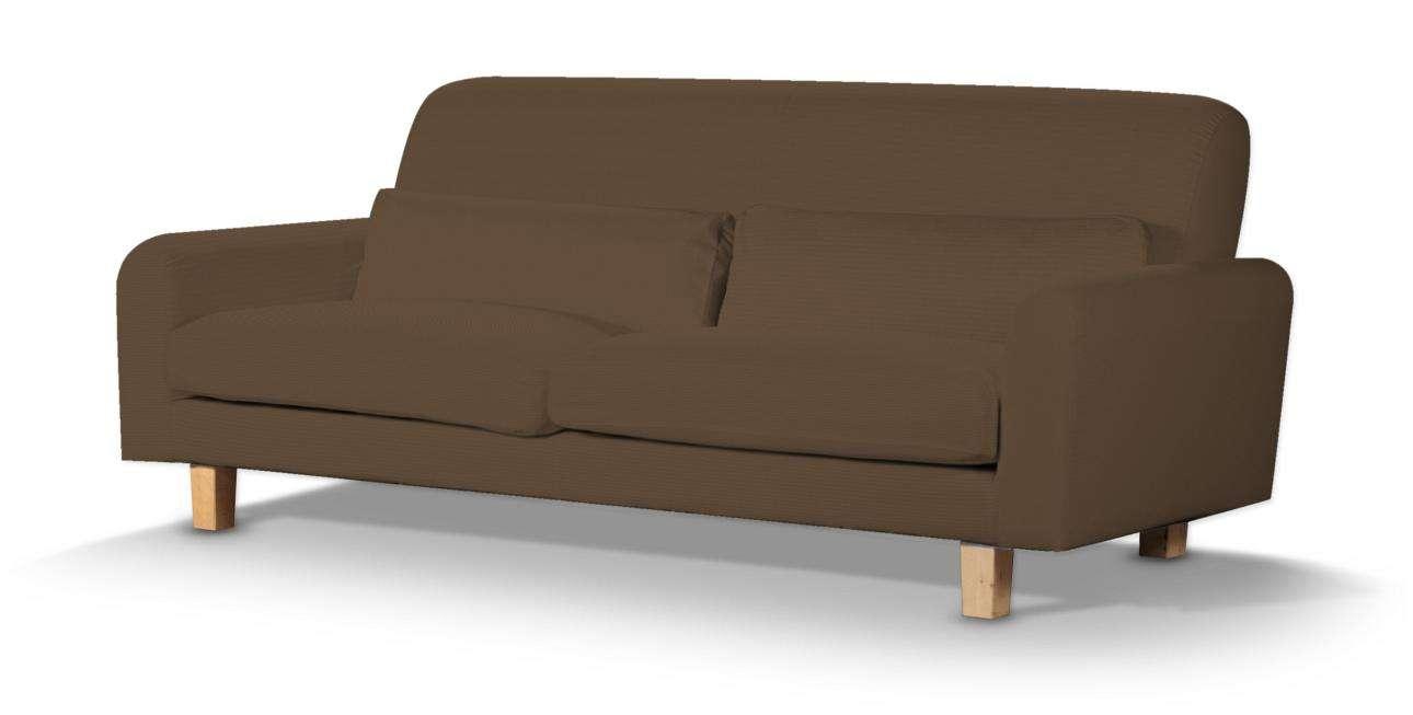 Sofahusse Nikkala Nikkala Sofabezug kurz von der Kollektion Cotton Panama, Stoff: 702-02