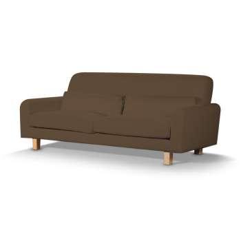 Pokrowiec na sofę Nikkala krótki sofa nikkala w kolekcji Cotton Panama, tkanina: 702-02