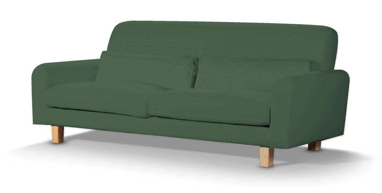Pokrowiec na sofę Nikkala krótki sofa nikkala w kolekcji Cotton Panama, tkanina: 702-06