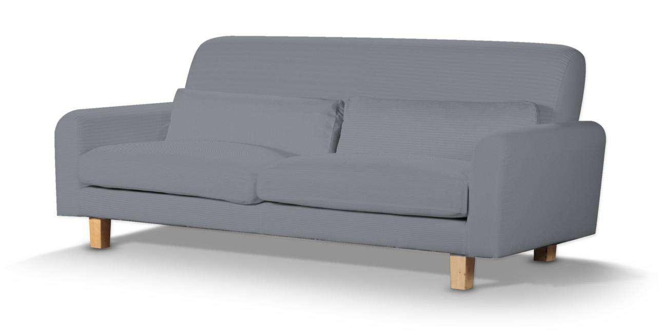 Pokrowiec na sofę Nikkala krótki sofa nikkala w kolekcji Cotton Panama, tkanina: 702-07