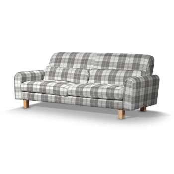 Pokrowiec na sofę Nikkala krótki sofa nikkala w kolekcji Edinburgh, tkanina: 115-79