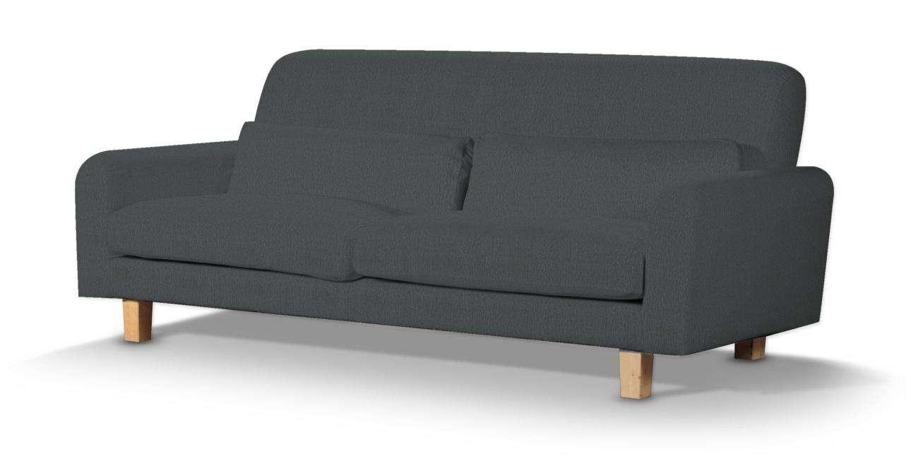 Pokrowiec na sofę Nikkala krótki sofa nikkala w kolekcji Chenille, tkanina: 702-20