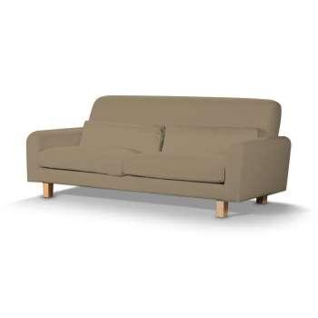 Pokrowiec na sofę Nikkala krótki sofa nikkala w kolekcji Chenille, tkanina: 702-21