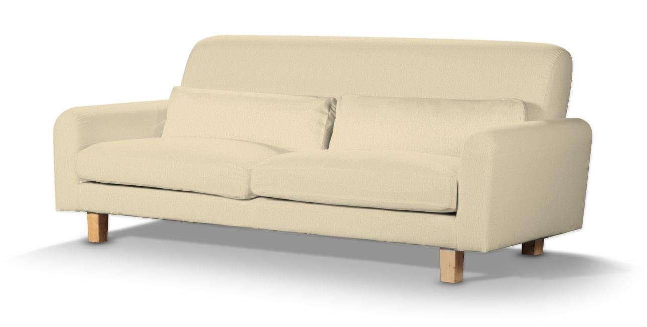 Pokrowiec na sofę Nikkala krótki sofa nikkala w kolekcji Chenille, tkanina: 702-22