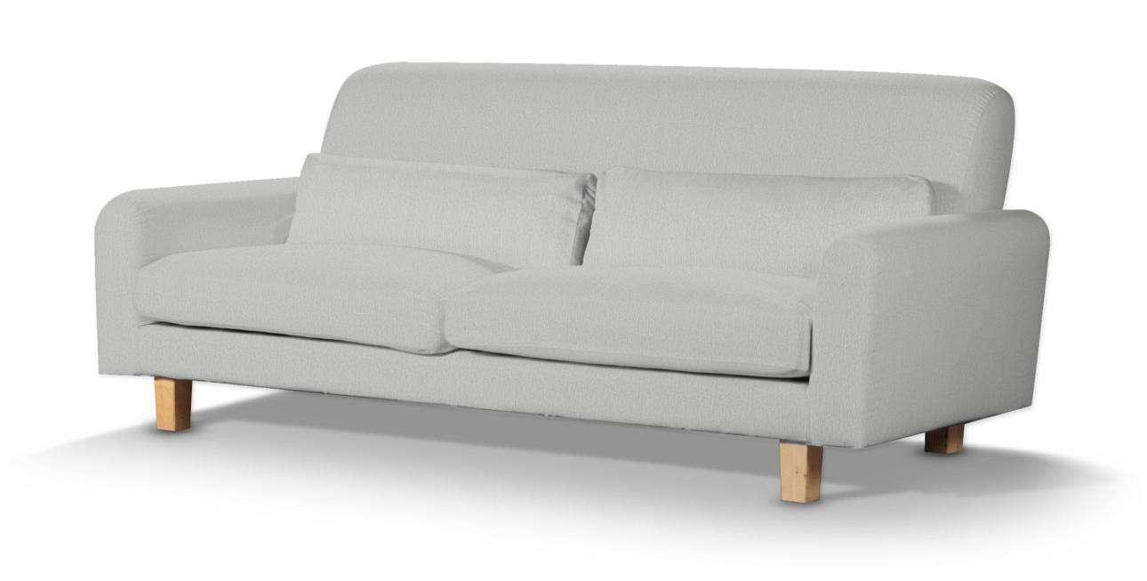 Pokrowiec na sofę Nikkala krótki w kolekcji Chenille, tkanina: 702-23