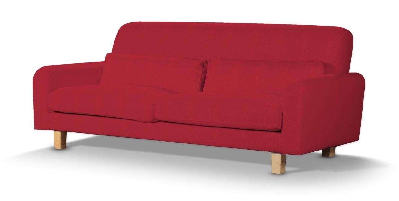 Pokrowiec na sofę Nikkala krótki sofa nikkala w kolekcji Chenille, tkanina: 702-24