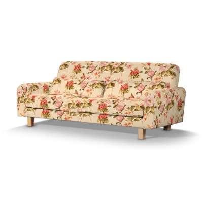 Pokrowiec na sofę Nikkala krótki w kolekcji Londres, tkanina: 123-05