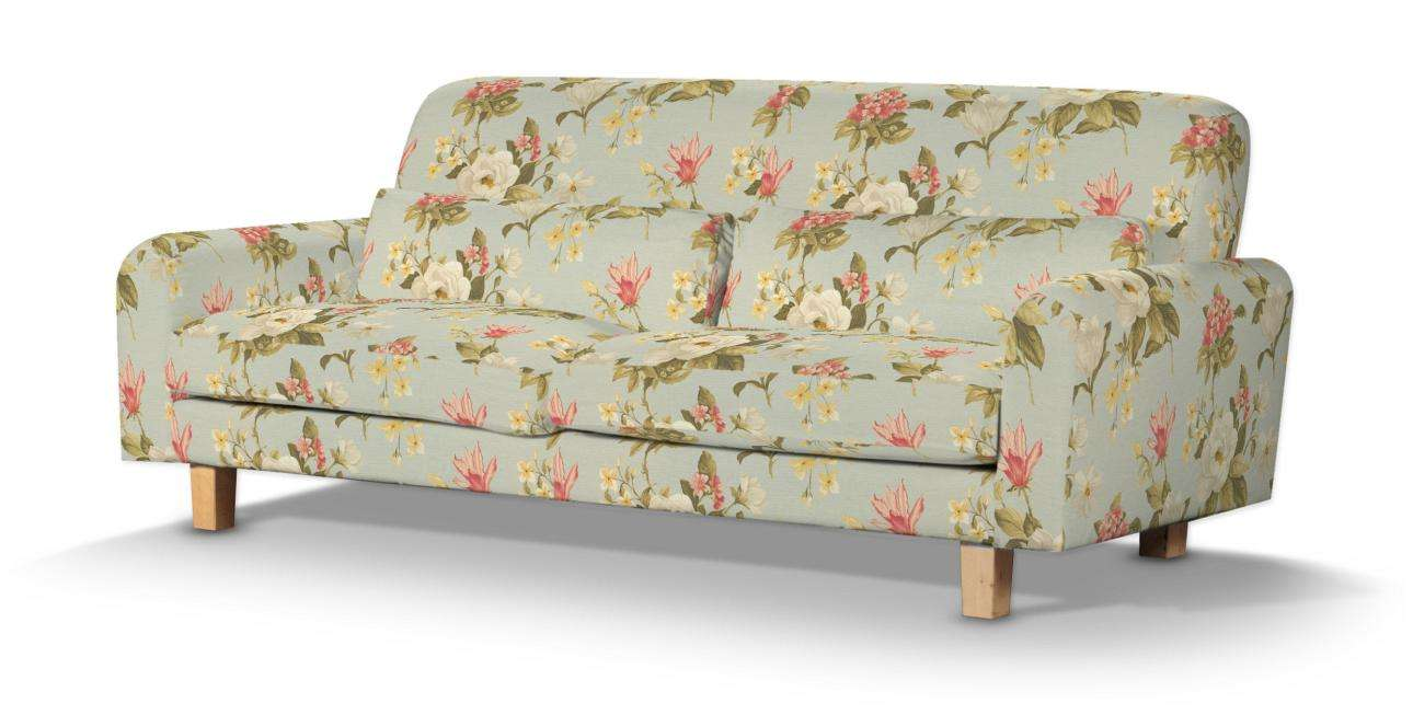 Sofahusse Nikkala Nikkala Sofabezug kurz von der Kollektion Londres, Stoff: 123-65