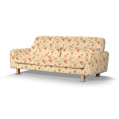 Pokrowiec na sofę Nikkala krótki w kolekcji Londres, tkanina: 124-05