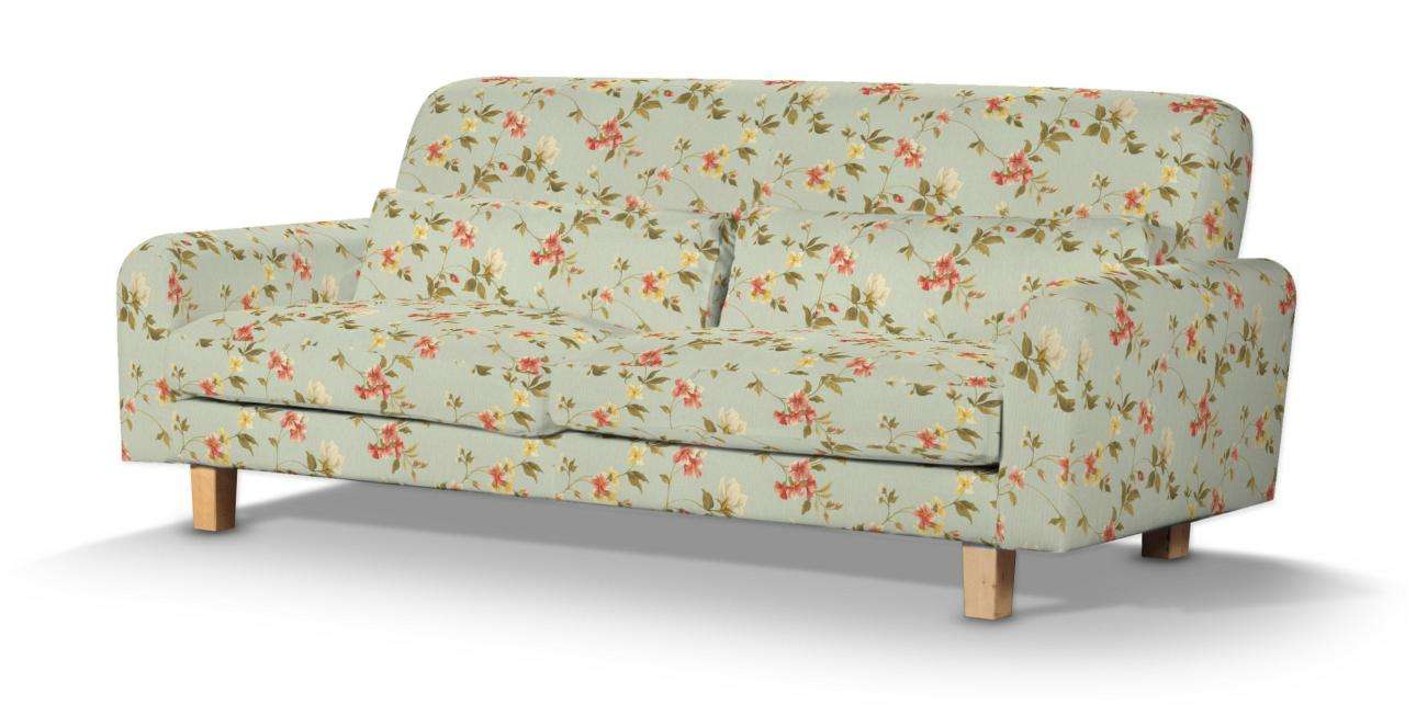 Sofahusse Nikkala Nikkala Sofabezug kurz von der Kollektion Londres, Stoff: 124-65