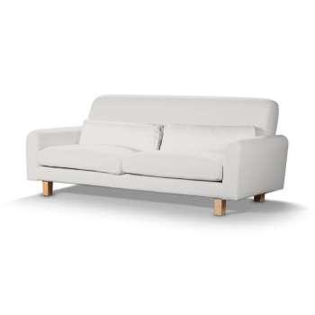 Pokrowiec na sofę Nikkala krótki w kolekcji Etna, tkanina: 705-01