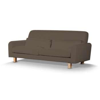 Pokrowiec na sofę Nikkala krótki w kolekcji Etna , tkanina: 705-08