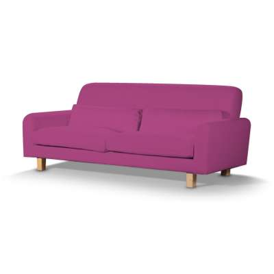 Pokrowiec na sofę Nikkala krótki w kolekcji Etna, tkanina: 705-23