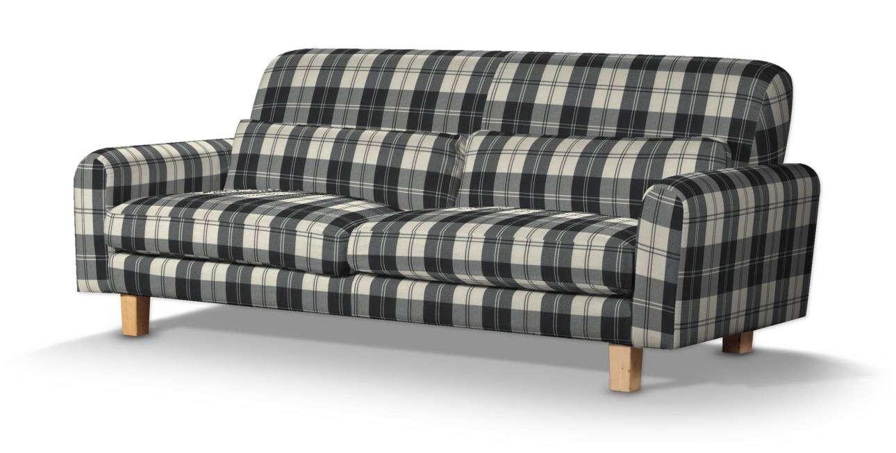 Pokrowiec na sofę Nikkala krótki sofa nikkala w kolekcji Edinburgh, tkanina: 115-74