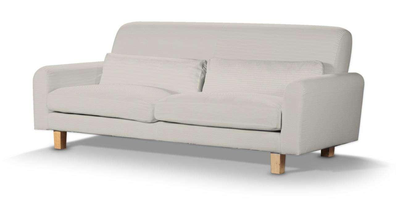 Pokrowiec na sofę Nikkala krótki sofa nikkala w kolekcji Cotton Panama, tkanina: 702-31