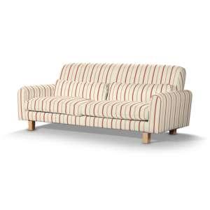Pokrowiec na sofę Nikkala krótki sofa nikkala w kolekcji Avinon, tkanina: 129-15