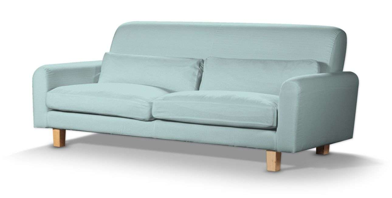 Pokrowiec na sofę Nikkala krótki sofa nikkala w kolekcji Cotton Panama, tkanina: 702-10
