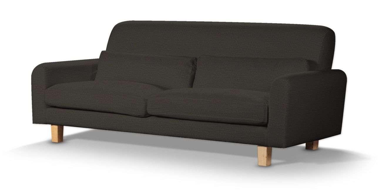 Pokrowiec na sofę Nikkala krótki w kolekcji Vintage, tkanina: 702-36