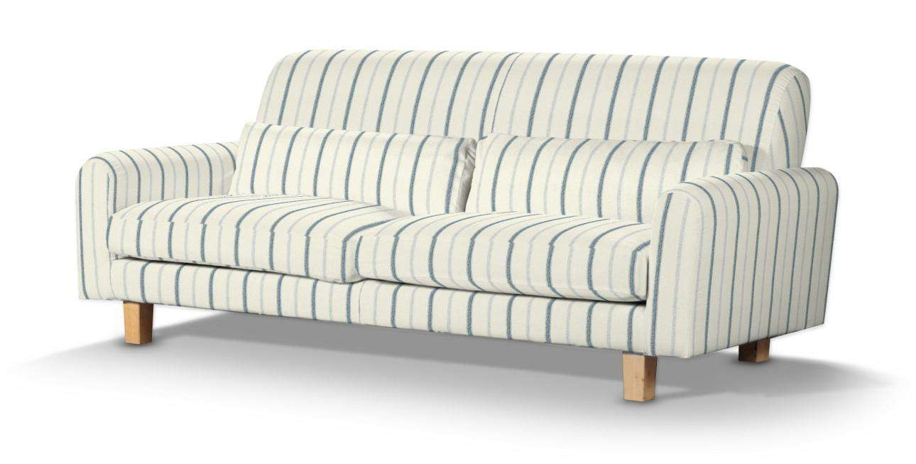 Pokrowiec na sofę Nikkala krótki sofa nikkala w kolekcji Avinon, tkanina: 129-66