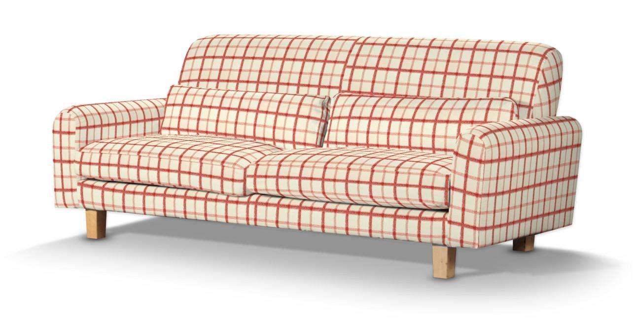 Pokrowiec na sofę Nikkala krótki sofa nikkala w kolekcji Avinon, tkanina: 131-15