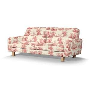 Pokrowiec na sofę Nikkala krótki sofa nikkala w kolekcji Avinon, tkanina: 132-15