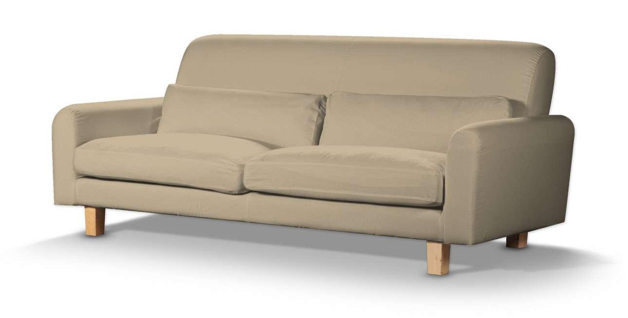 Pokrowiec na sofę Nikkala krótki w kolekcji Living, tkanina: 160-82