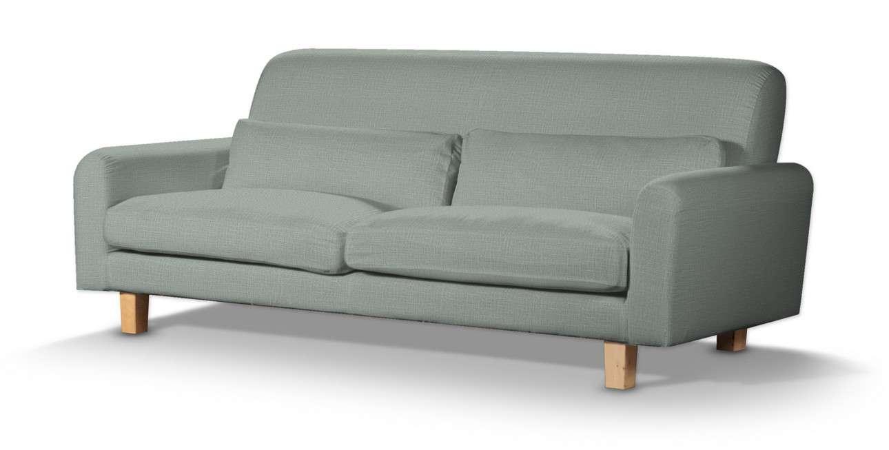 Pokrowiec na sofę Nikkala krótki w kolekcji Living II, tkanina: 160-86