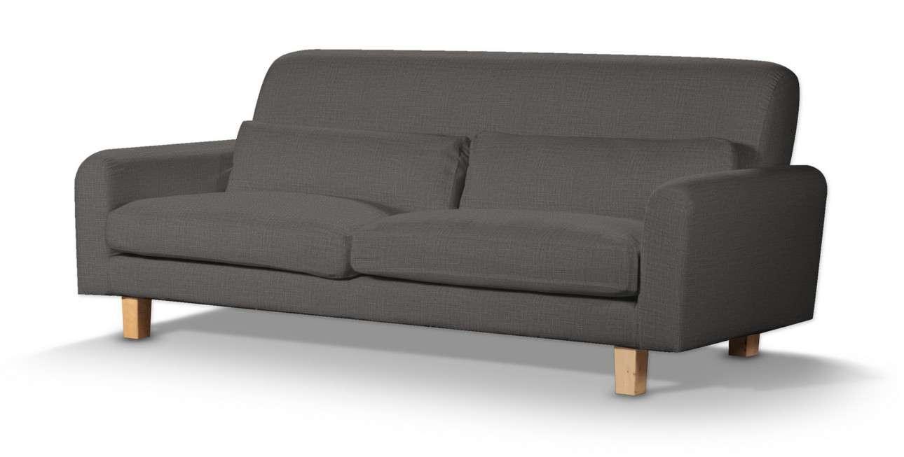 Pokrowiec na sofę Nikkala krótki w kolekcji Living, tkanina: 161-16
